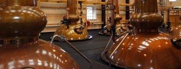 Brass whisky stills
