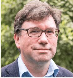 Robert Pollack, Chair of EDAS