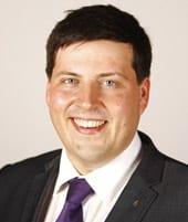 Jamie Hepburn MSP, Minister for Business, Fair Work and Skills