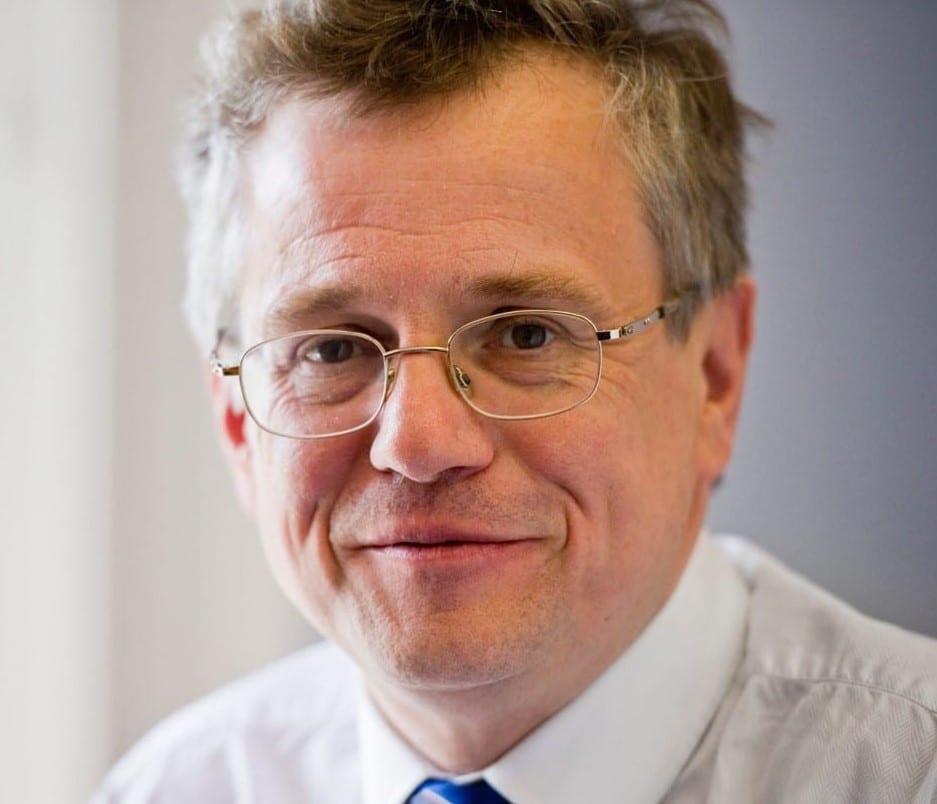 Professor Murray Pittoch, University of Glasgow