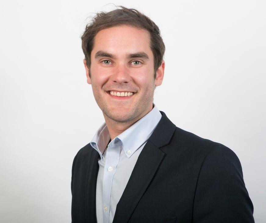 Image of Councillor Adam McVey, Leader of Edinburgh City Council, SNP Councillor for Leith